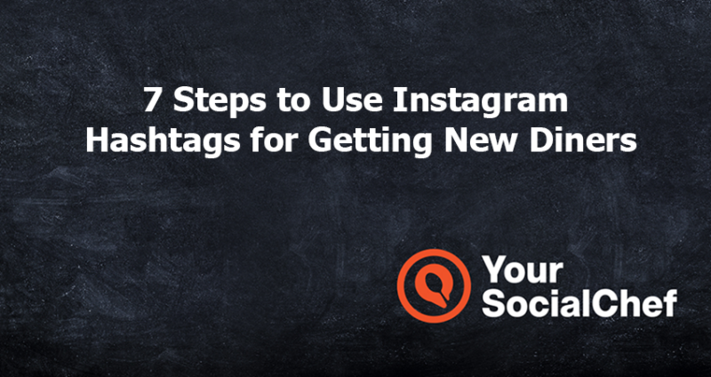 Get New Diners through Instagram